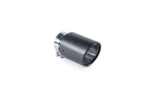 Endrohr Carbon 90mm Ansicht3