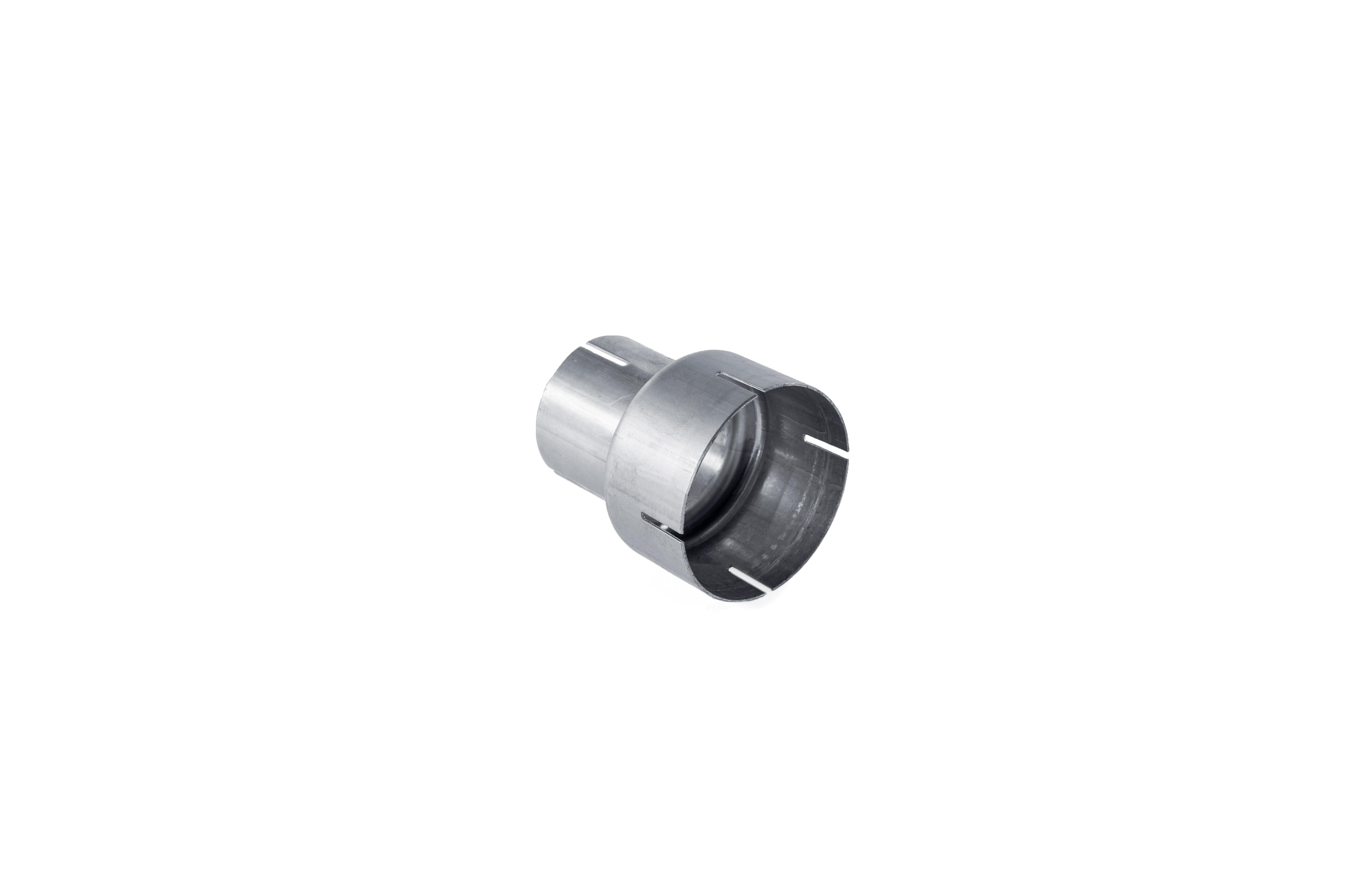 Edelstahl Auspuff Reduzierstück von 70mm auf 65-63-60-58-55mm Adapter