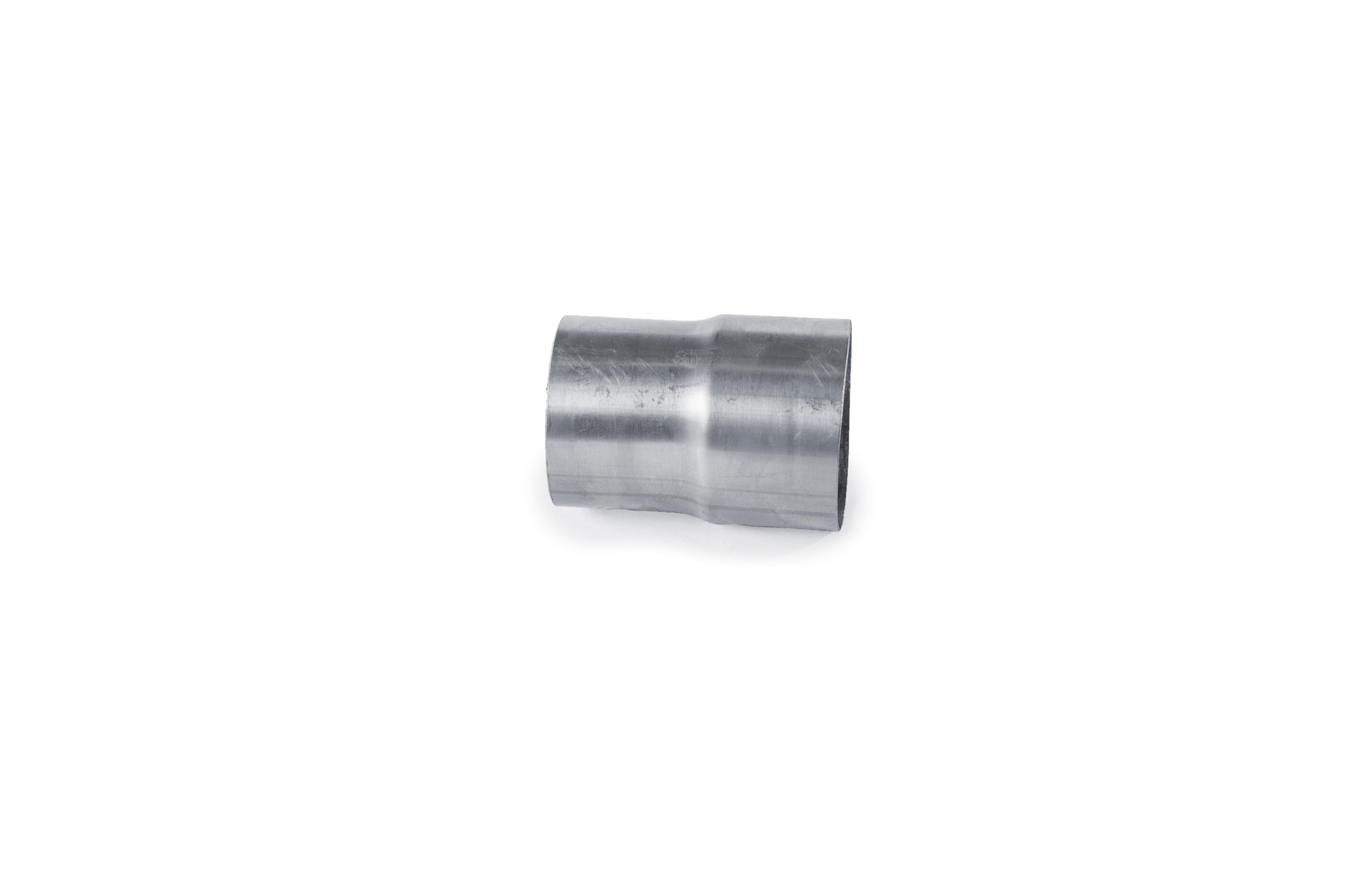 Edelstahl 64mm auf 56mm Adapter Auspuffanlage Auspuff Rohr Reduzierstück