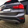 BMW X1 F48 Carbon Endrohr2